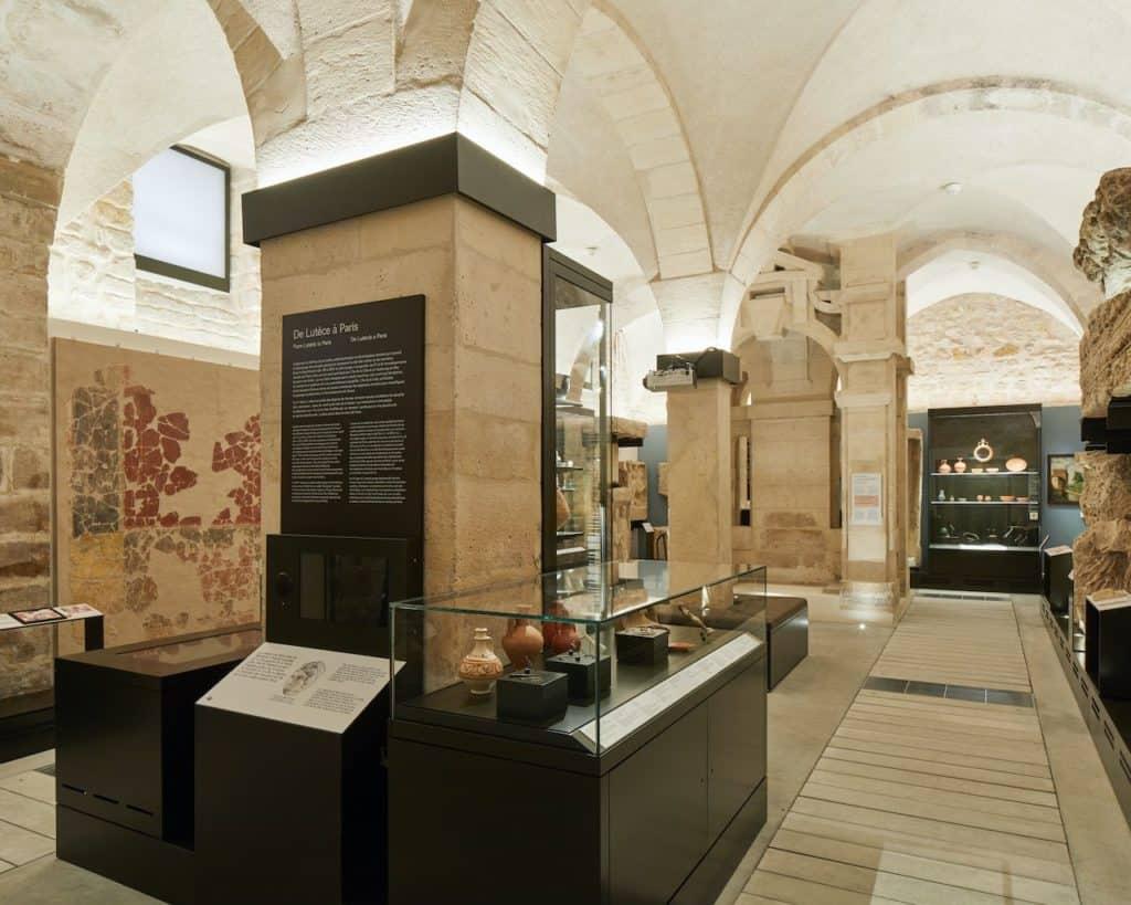 imagen visitar el Musée Carnavalet donde queda el musee carnavalet
