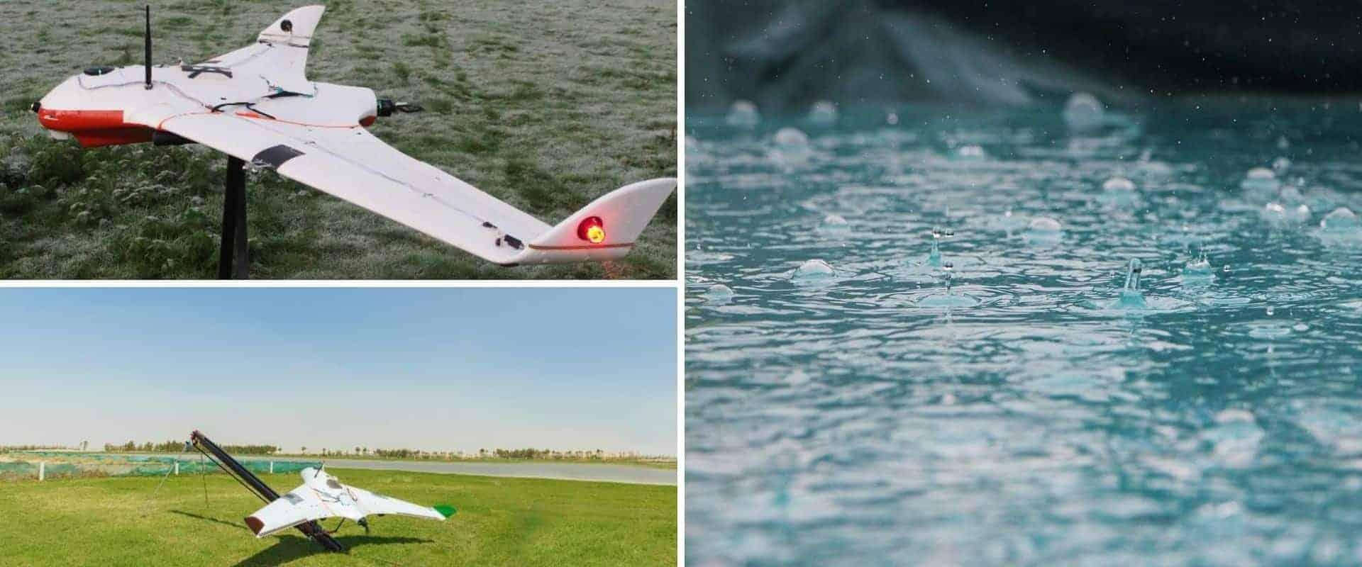 Científicos están utilizando drones para controlar el clima y generar lluvias
