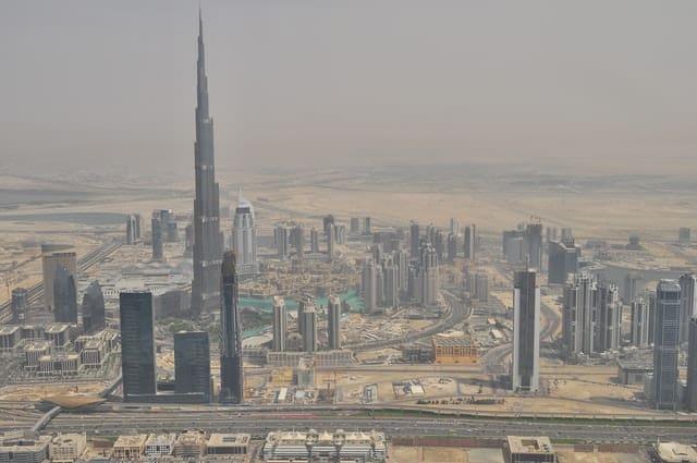 Ciudad De Dubai