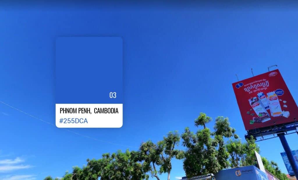 Cielo De Nom Pen - Ciudades Del Mundo Que Tienen El Cielo Más Azul