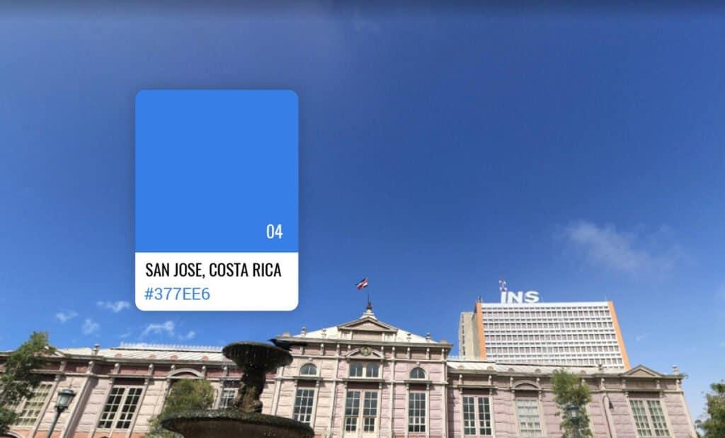 Cielo De San José - Ciudades Del Mundo Que Tienen El Cielo Más Azul