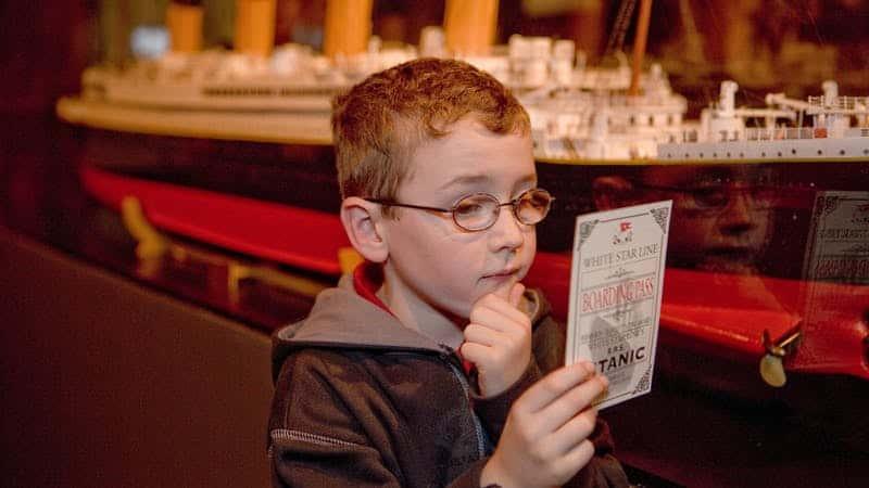 Museo Del Titanic En Orlando