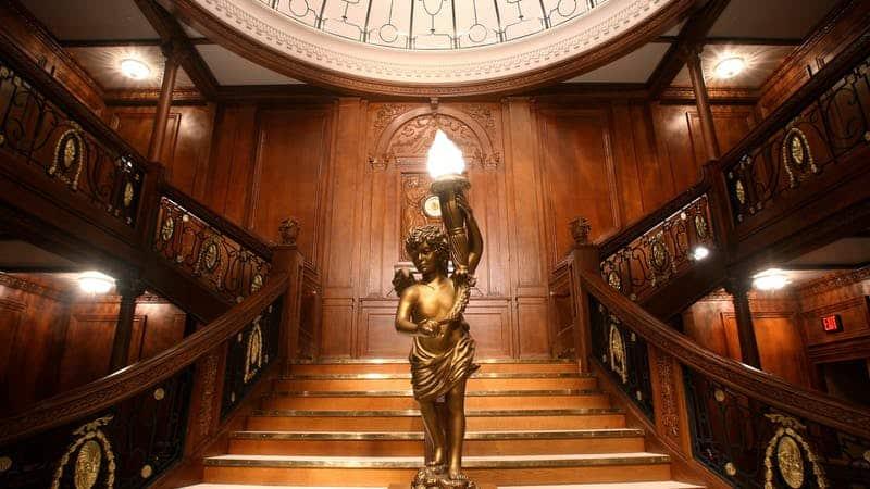 Cómo Es La Experiencia En The Artifact Exhibition, El Museo Del Titanic En Orlando Que Deslumbra Con Cada Detalle