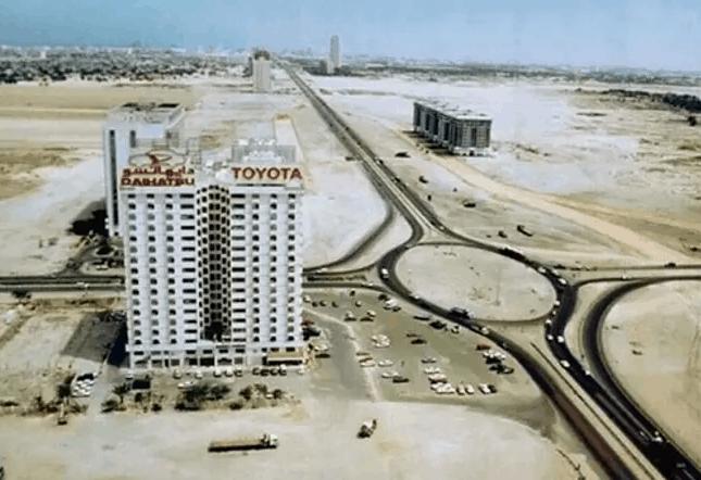 Edificio Toyota Dubái