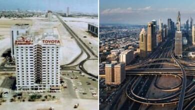 Cómo cambió Dubái