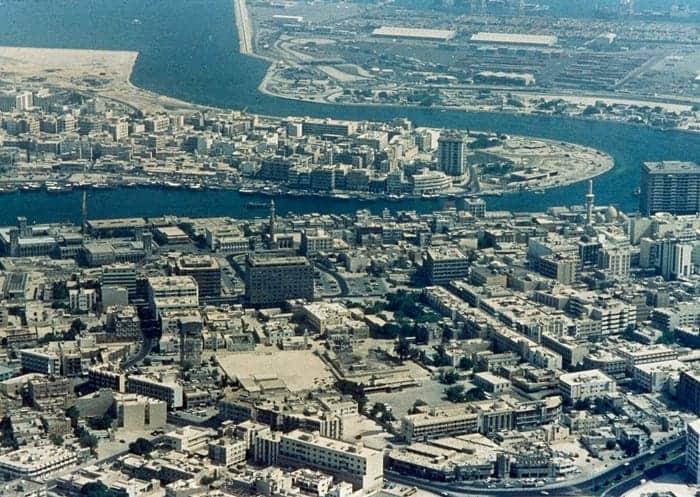 Imágenes Tomadas Con 40 Años De Diferencia Muestran Cómo Ha Cambiado Dubái