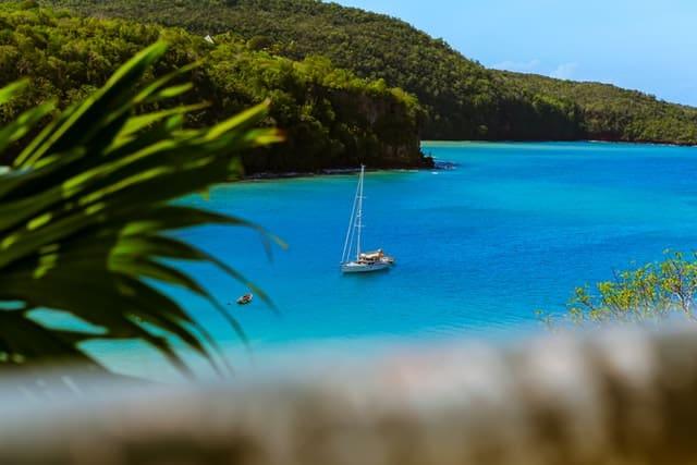Playas De La Isla De Santa Lucía