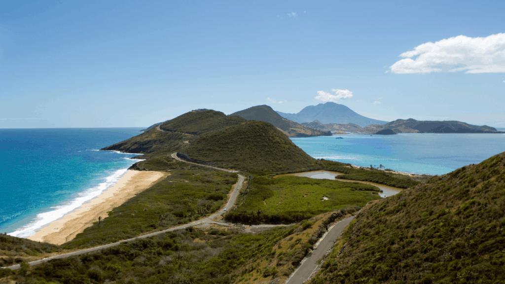 Para Viajar A Saint Kitts Y Nevis, Las Islas Gemelas Del Caribe, Será Imprescindible Estar Vacunado Contra El Covid-19