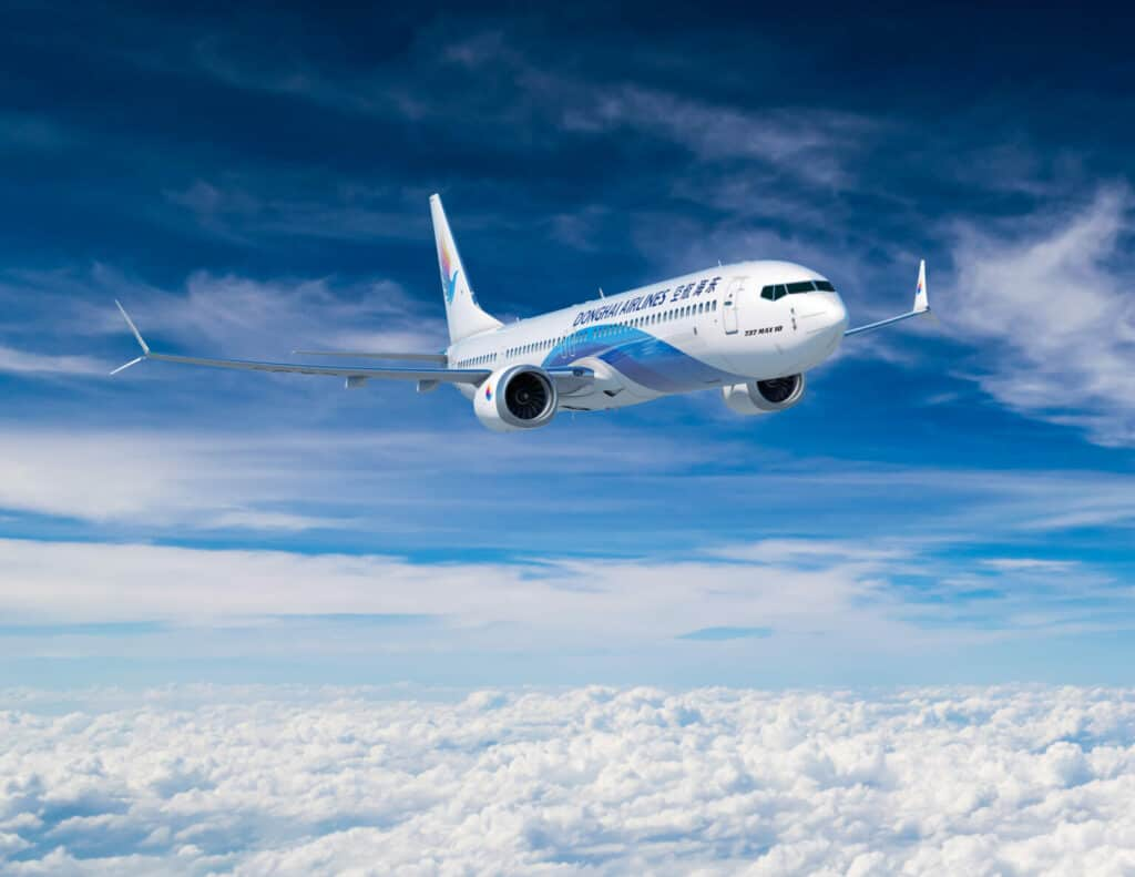 Boeing Presenta El Nuevo Boeing 737 Max 10: El Avión Más Grande De La Familia Que Tiene Capacidad Para 230 Pasajeros