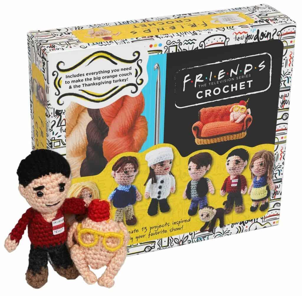 Imagen Personajes Favoritos De Friends Friends Crochet 4