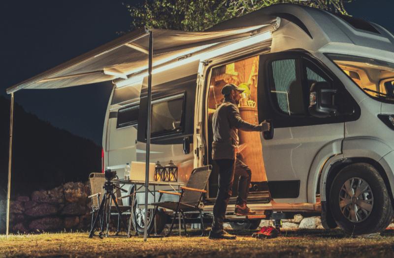 Acampar En España Sólo Está Permitido En Las Zonas Específicamente Habilitadas Para Tal Fin, Como Las Áreas O Campings Para Autocaravanas Que Así Lo Posibiliten.