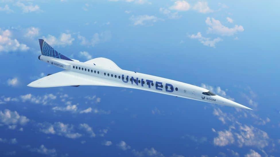 Overture - Aviones Supersónicos Para United