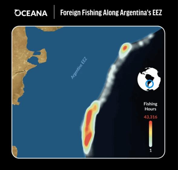 pesca ilegal argentina