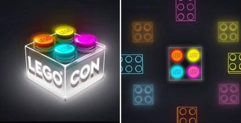 LEGO CON: Así será el primer evento exclusivo de LEGO y se podrá participar desde todo el mundo