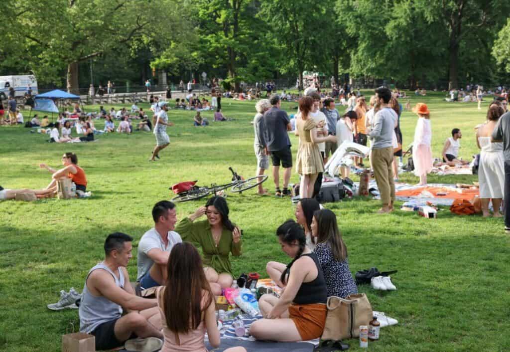 Nueva York Planea Un Concierto De 60.000 Personas En Agosto