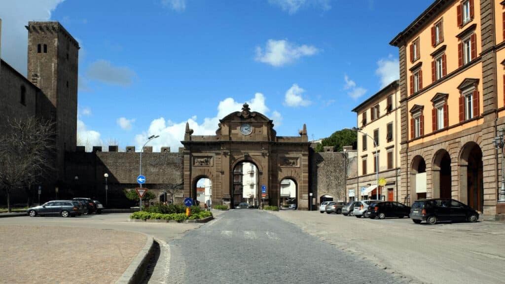 Ciudades Cerca De Roma: Viterbo