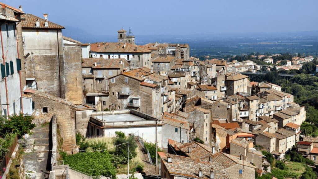 Ciudades Cerca De Roma: Caprarola
