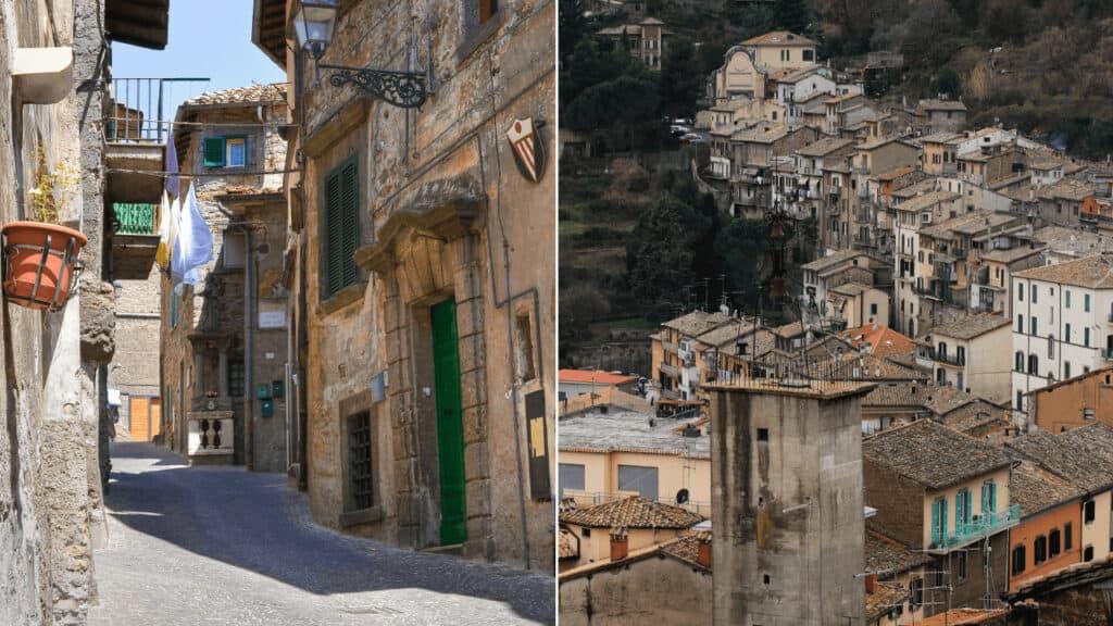 Ciudades Cerca De Roma: Soriano Nel Cimino