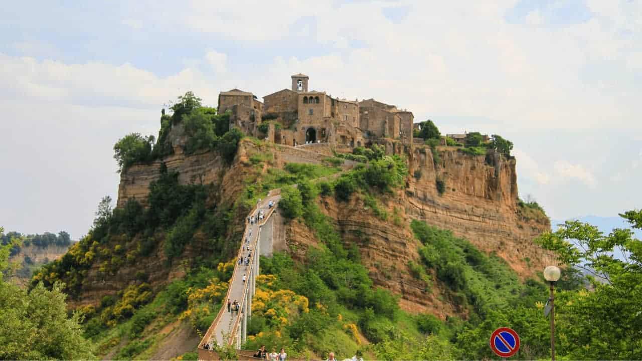 Lugares para conocer cerca de Roma