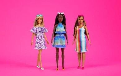 Imagen Intriper Coleccion Barbie Hechas De Residuos Plasticos