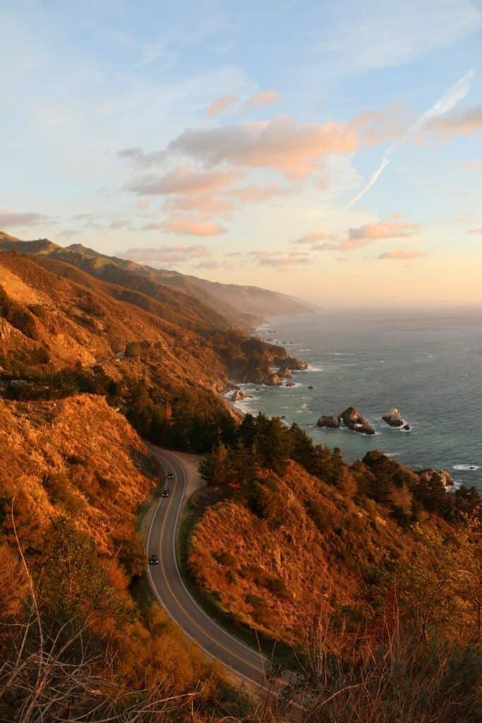 Cómo Ir De Los Ángeles A San Francisco: Las Mejores Opciones Para Moverse En Uno De Los Roadtrips Más Atractivos De Estados Unidos