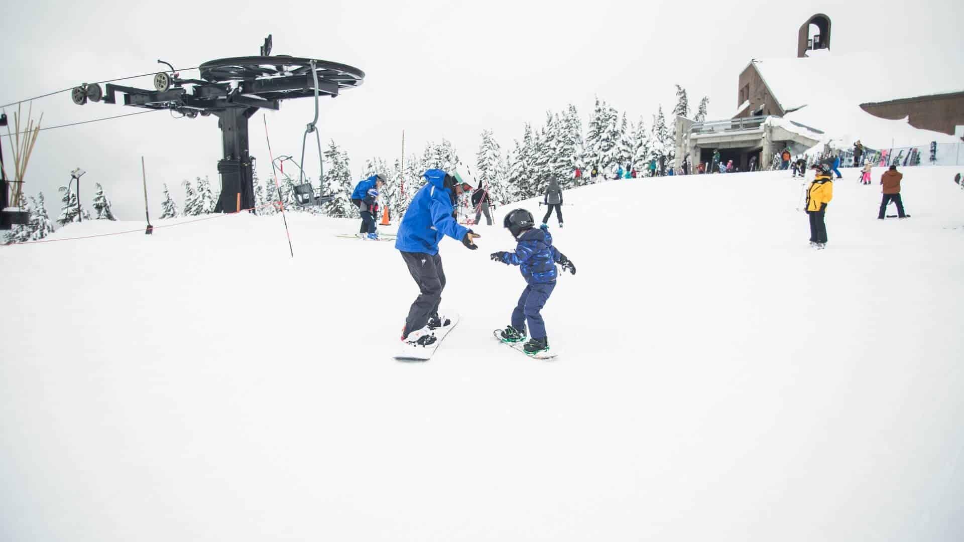 centros-de-esquí-en-Mendoza-para-niños