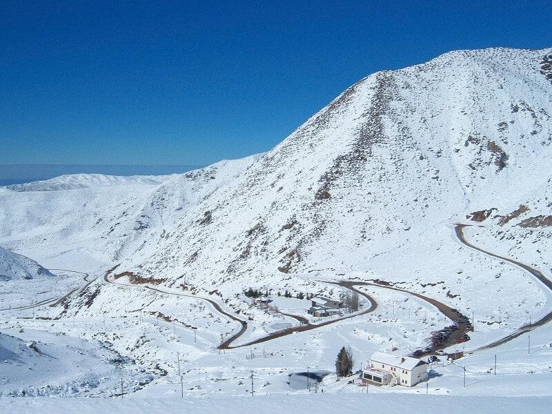 Centros De Esquí Para Niños En Mendoza: Vallecitos