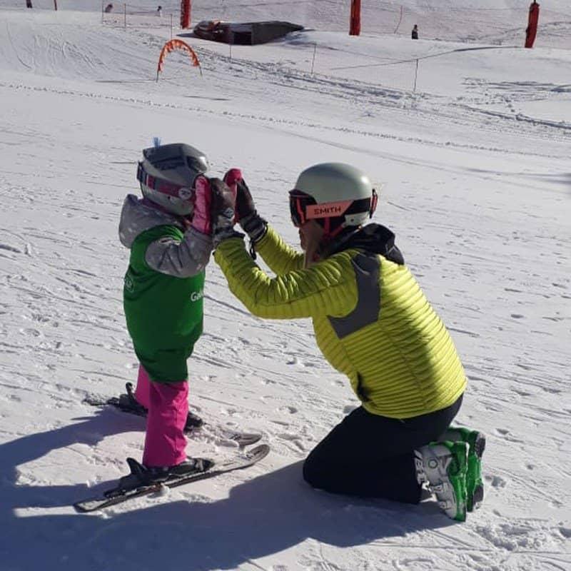 Centros De Esquí Para Niños En Mendoza: Las Leñas