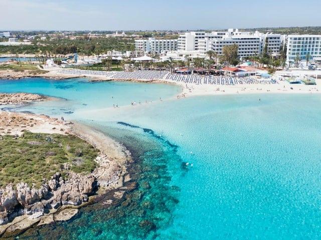 Aguas Cristalinas De Chipre