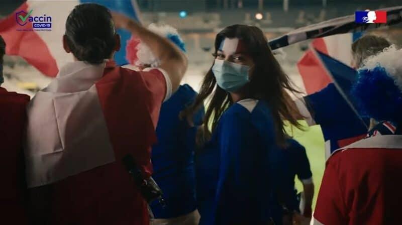 Captura Del Video De La Campaña Todos Vacunados, Todos Protegidos