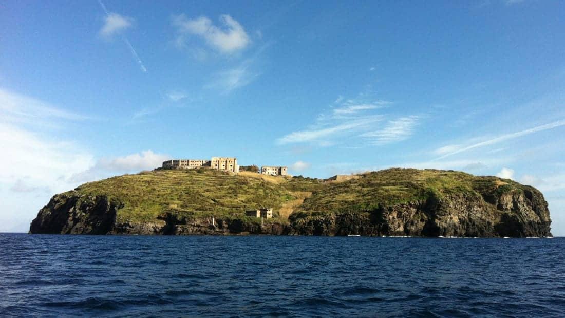 Italia planea transformar la antigua prisión de Santo Stefano en un destino turístico