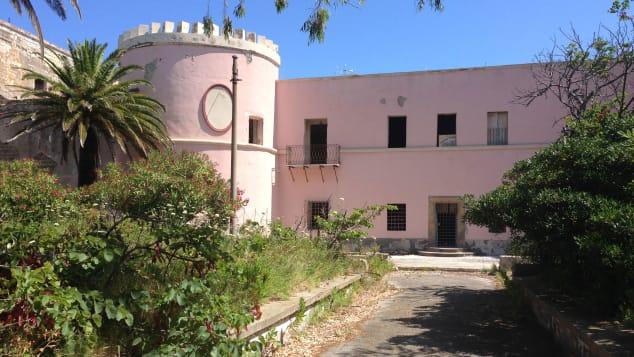 Prisión De Santo Stefano