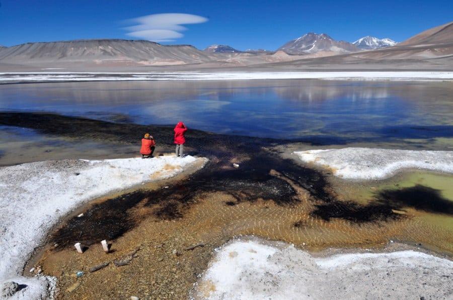Imagen Turismo Aventura En Argentina Trekking En Seismiles Catamarca Argentina