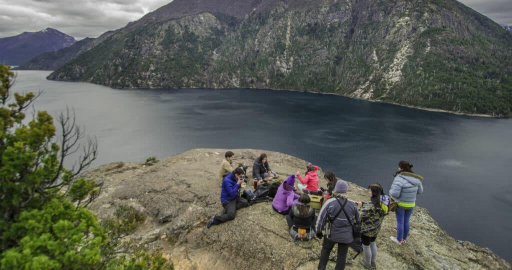 Imagen Turismo Aventura En Argentina Trekking En Parque Nacional Nahuel Huapi