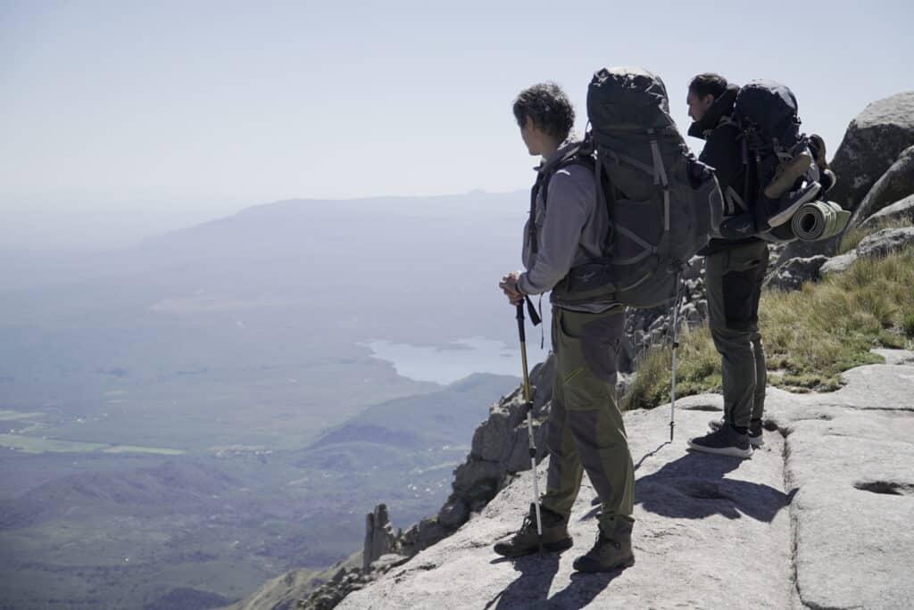 Imagen Turismo Aventura En Argentina Trekking En Cordoba Argentina