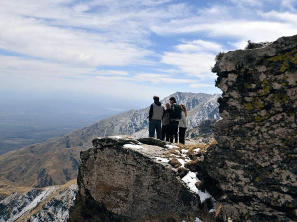 Imagen Turismo Aventura En Argentina Trekking En Cerro Champaqui Cordoba Argentina