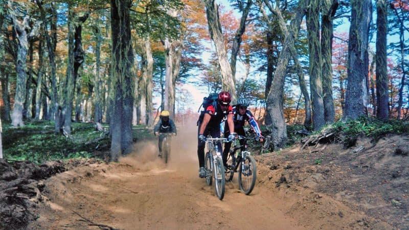 Imagen Turismo Aventura En Argentina Mountainbike En Comunidad Trompul San Martin De Los Andes
