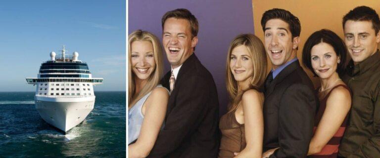 La línea de cruceros Celebritity Cruises lanza un crucero temático para todos los fans de Friends