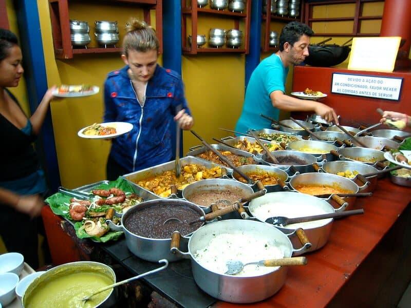 Dónde Comer Barato En Río De Janeiro
