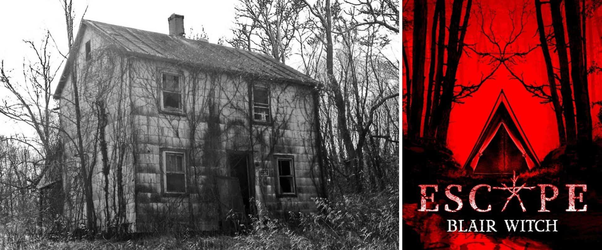 Pronto abrirá una casa de escape inspirada en la película de Blair Witch y planean que sea tan aterradora como sea posible