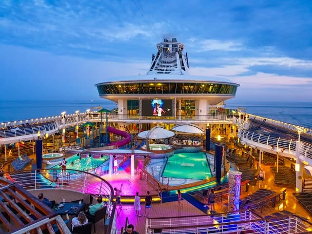 Crucero De Royal Caribbean