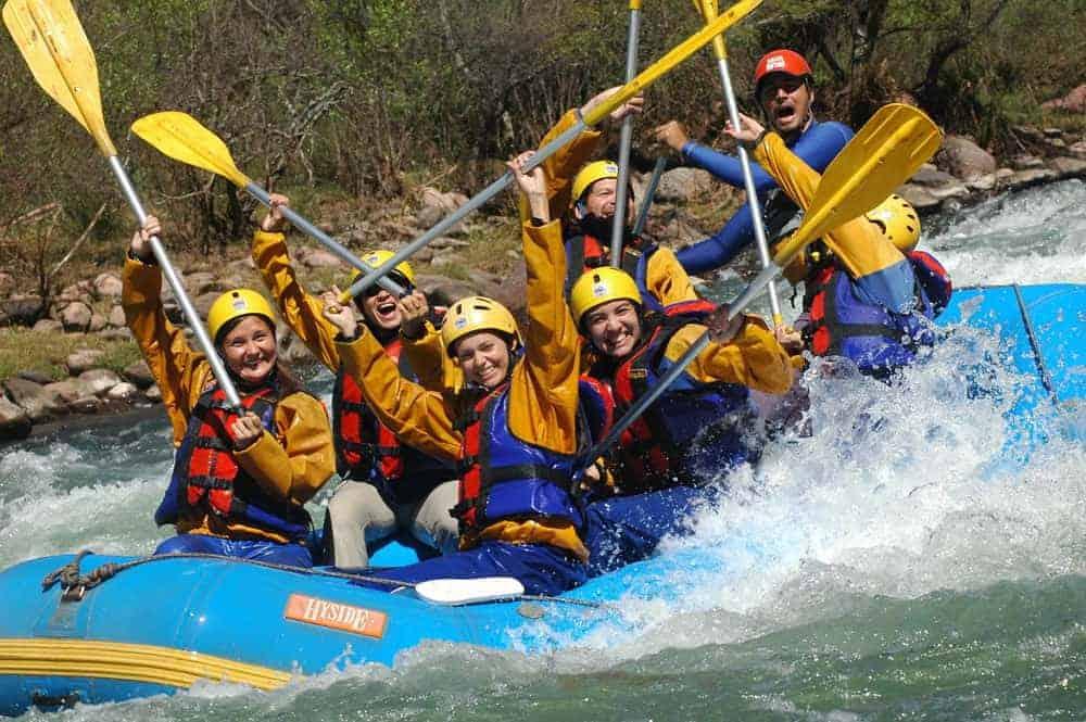 Imagen Turismo Aventura En Argentina Rafting En Rio Juramento