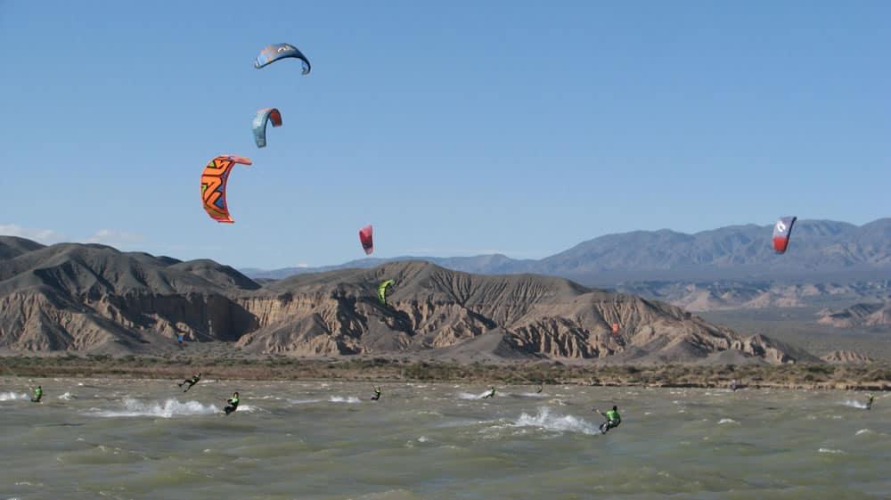 Imagen Turismo Aventura En Argentina Practicar Kitesurf En Argentina Diquecuestadelviento