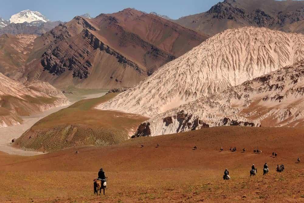 Imagen Turismo Aventura En Argentina Como Hacer El Cruce De Los Andes Cordillera Argentina