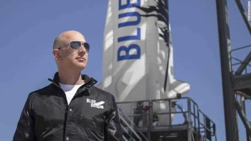 Lanzan Petición Para No Permitir Que Jeff Bezos Vuelva A Ingresar A La Tierra