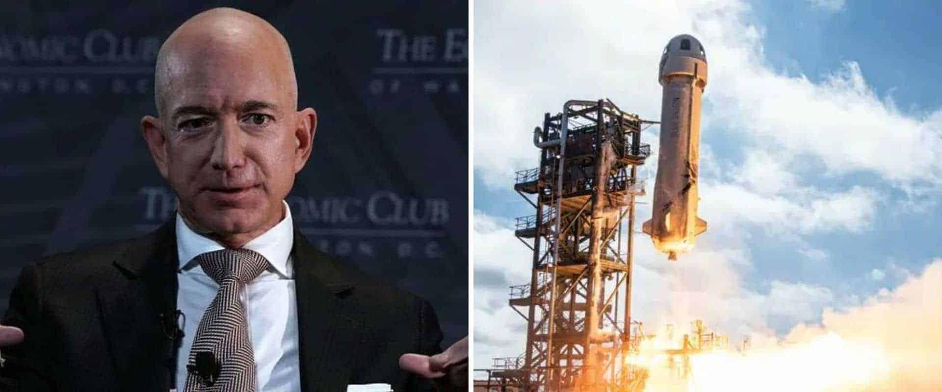 Lanzan una petición para no permitir que Jeff Bezos vuelva a ingresar a la Tierra y ya tiene más de 10.000 firmas