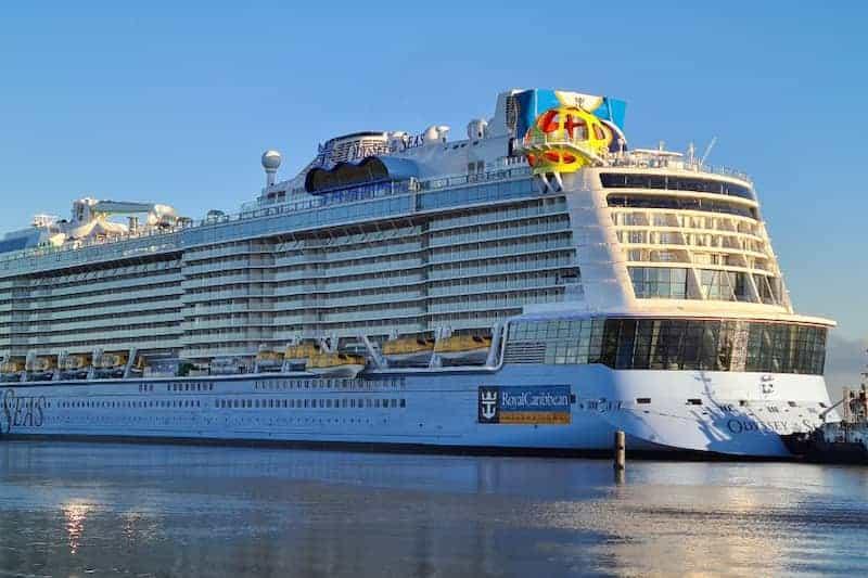 Royal Caribbean Pospone Los Viajes Por Casos Positivos De Covid-19