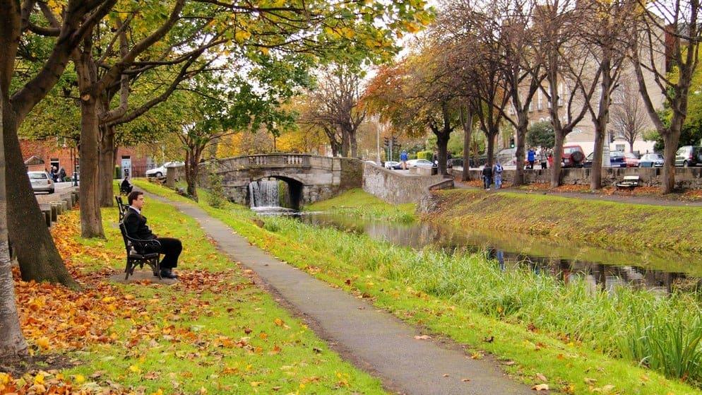 Imagen Lugares Para Conocer En Dublín Lugares Para Conocer En Dublin Gran Canal