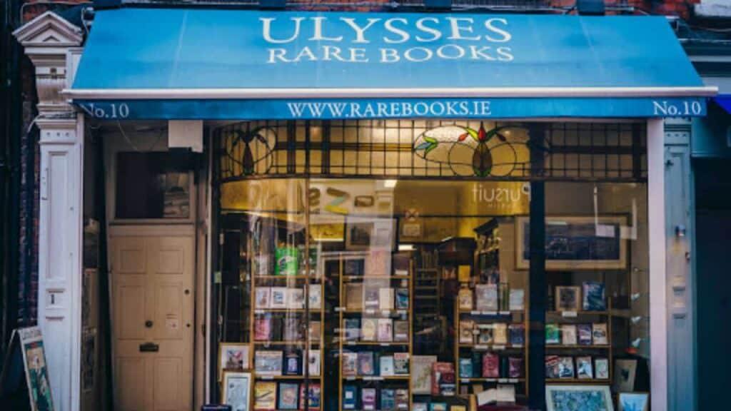 Imagen Lugares Para Conocer En Dublín Librerias Para Conocer En Dublin