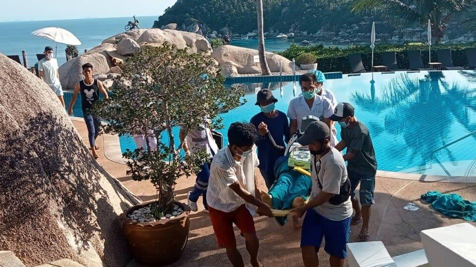Un Millonario Y Su Esposa Fueron Encontrados Sin Vida En Una Piscina En La &Quot;Isla De La Muerte&Quot; De Tailandia
